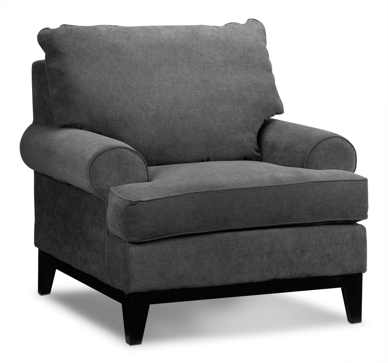 Crizia Chair - Dark Grey