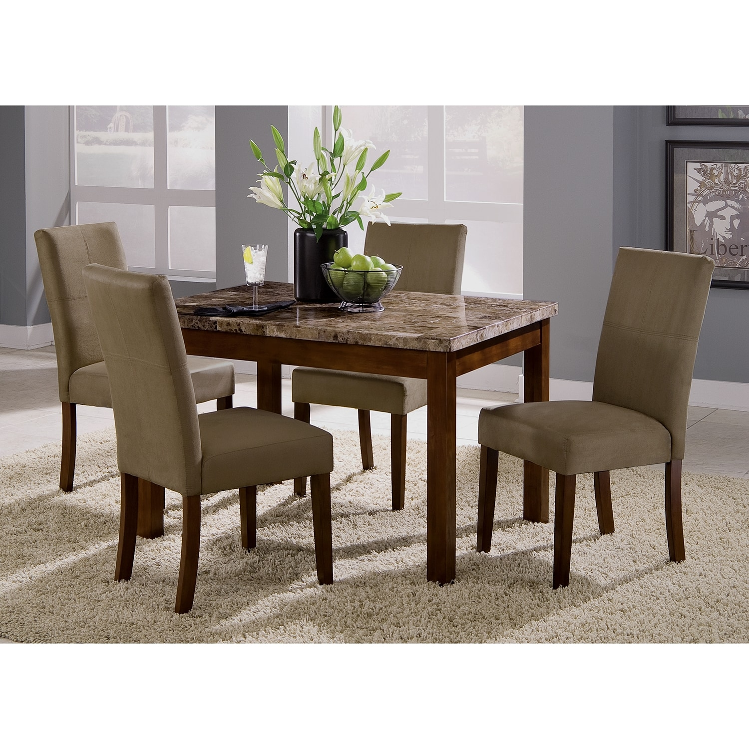 Cornerstone Dining Room Table Value City Furniture