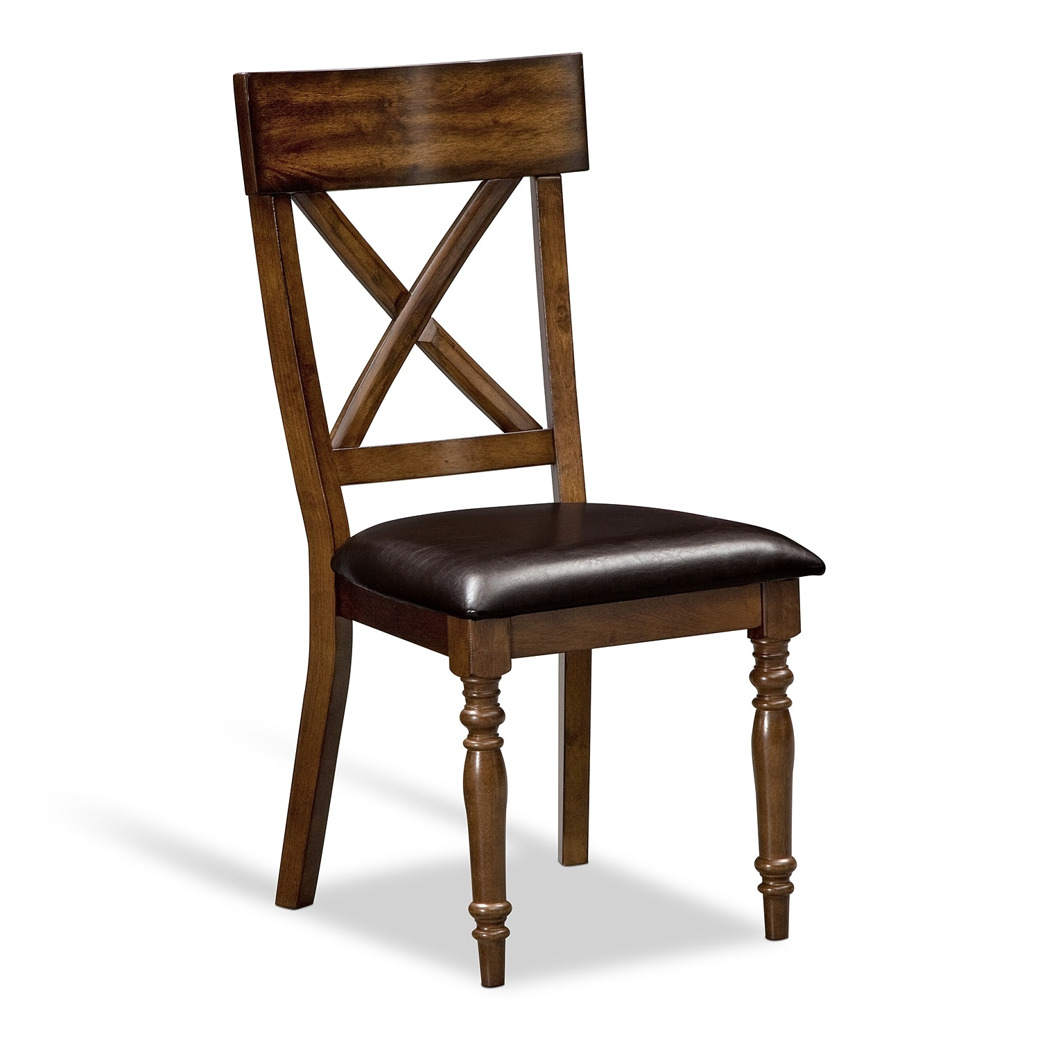 american signature furniture alamo dining room chair
