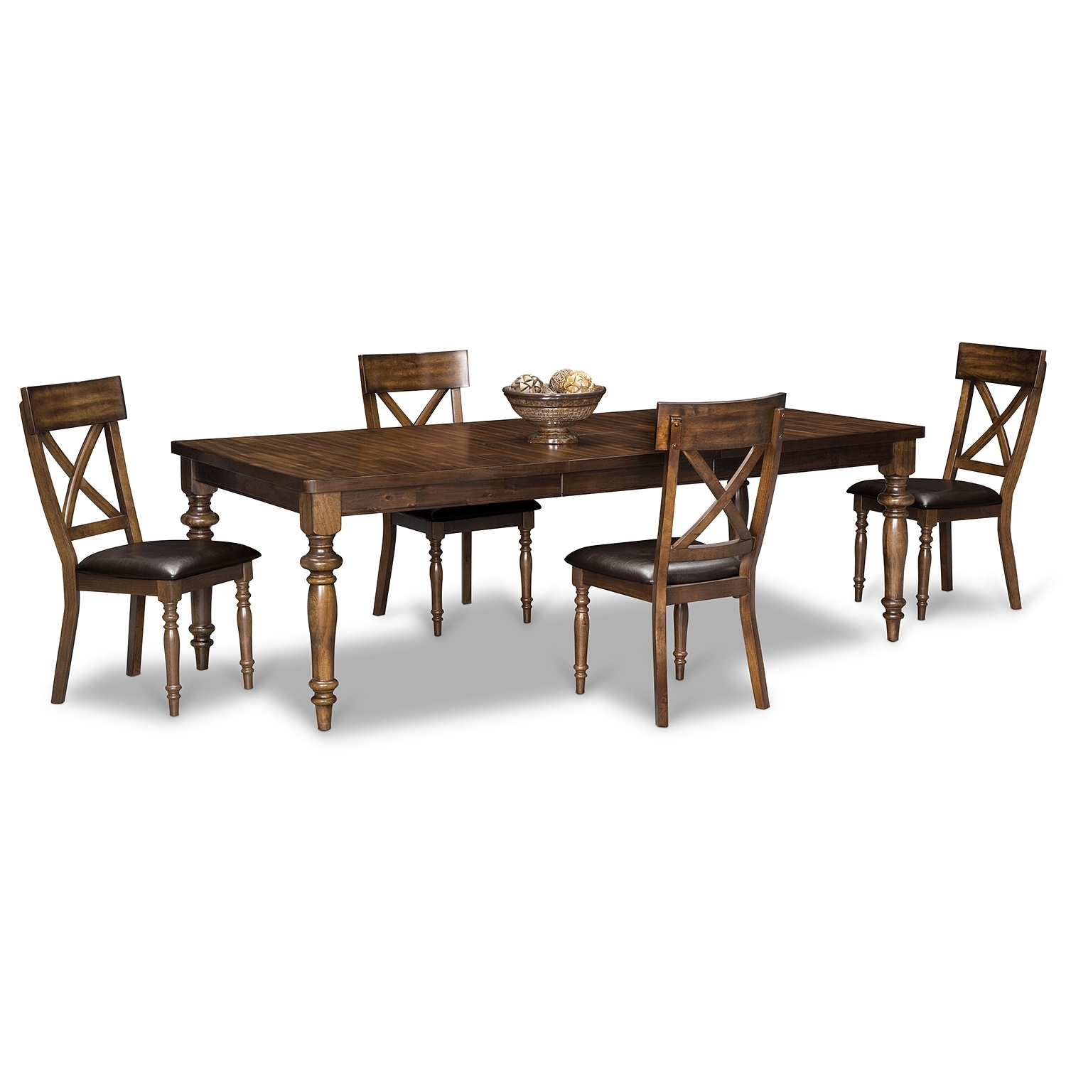 dining room furniture alamo 5 pc dinette