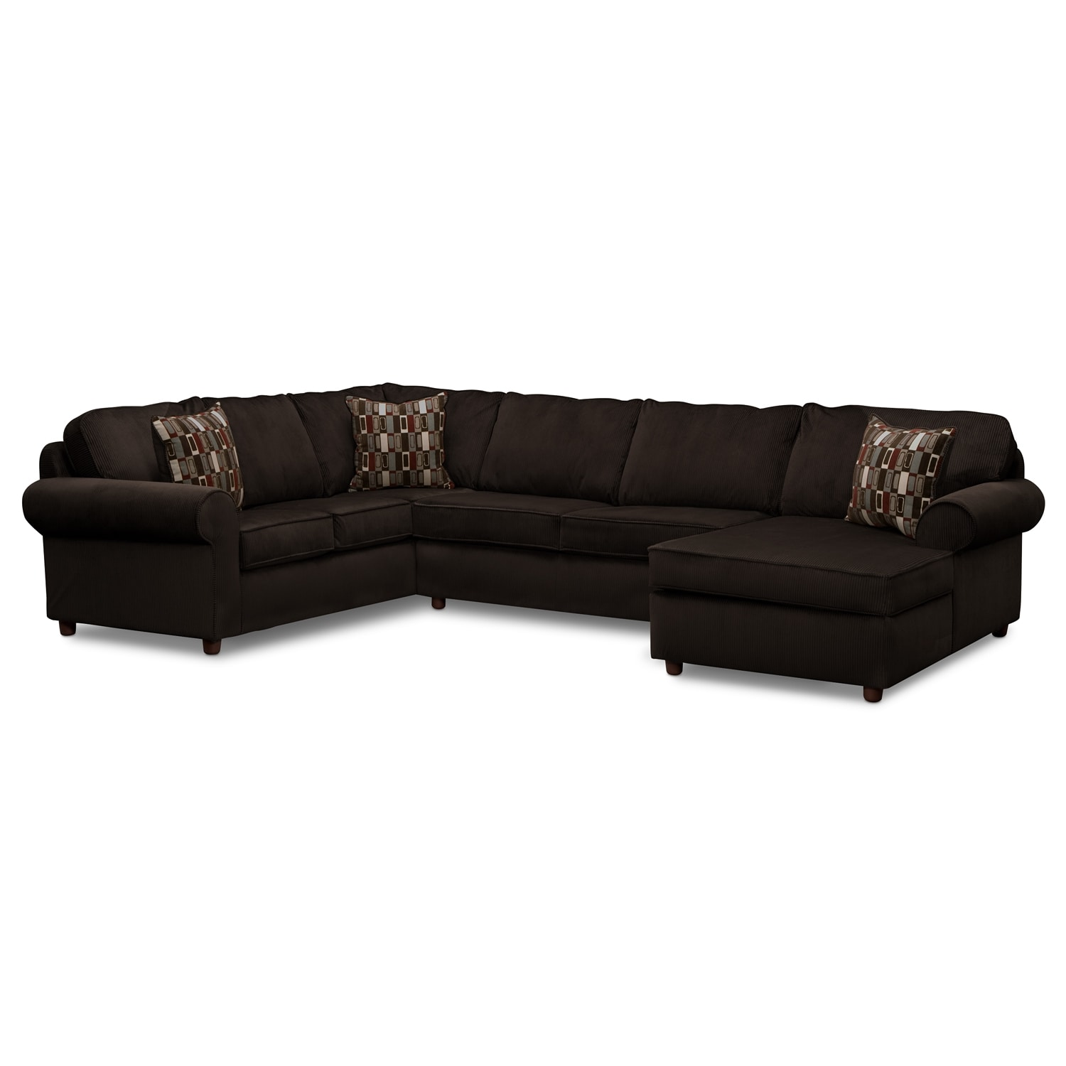 [Monarch 3-Piece Sectional]