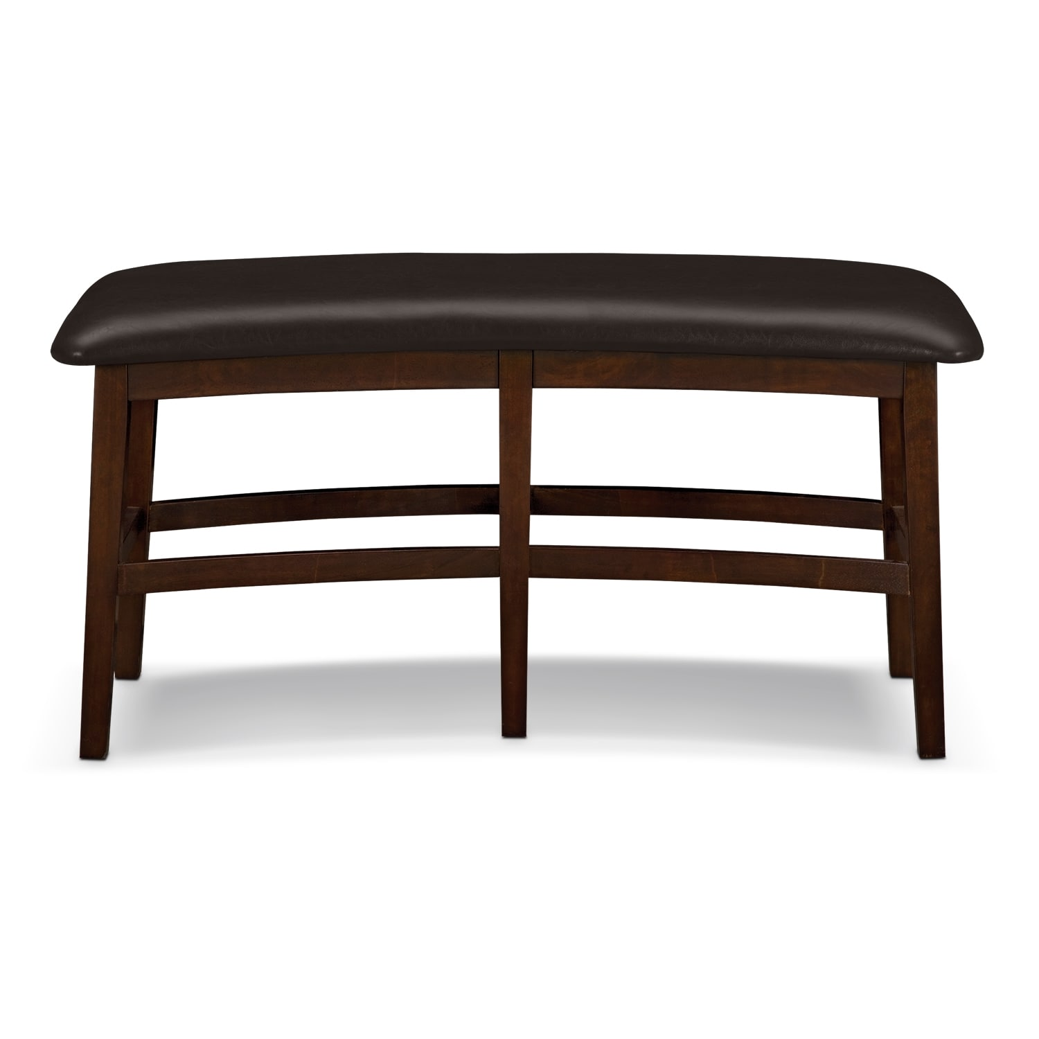 Dining Room Furniture Delano Counter Height Bench