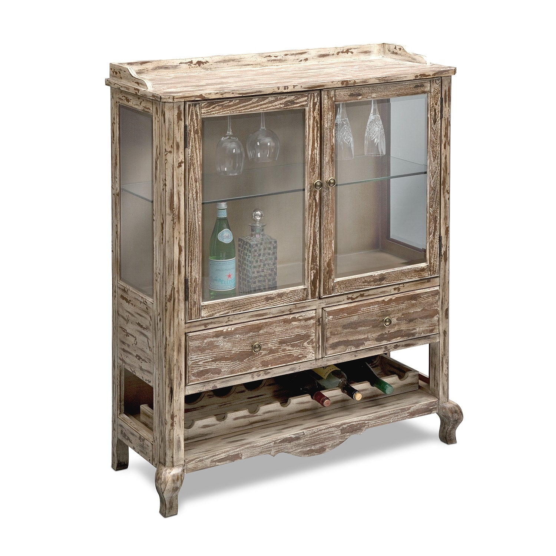 [Hathaway Wine Cabinet]