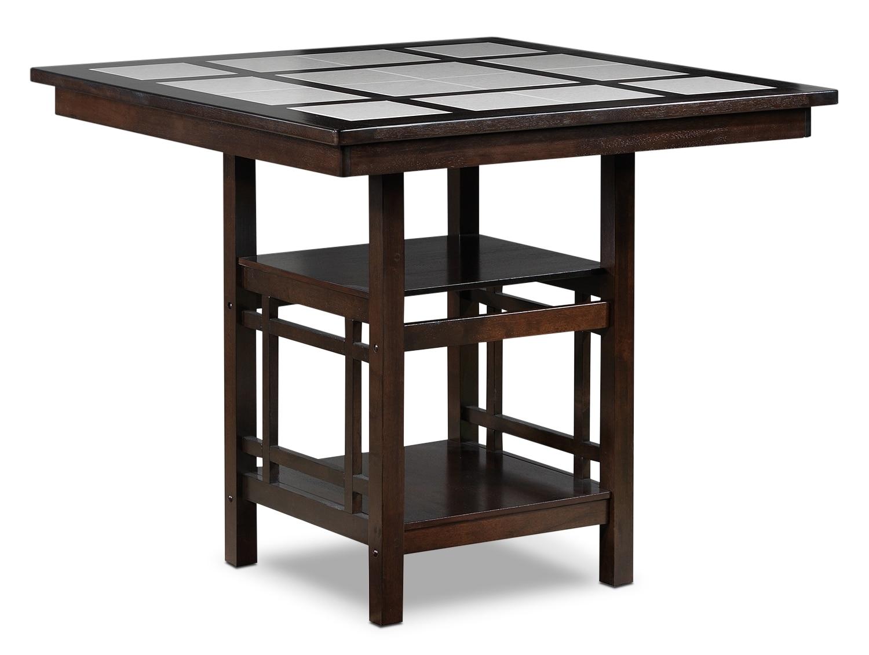 Casual Dining Room Furniture - Lorenzo Pub Table