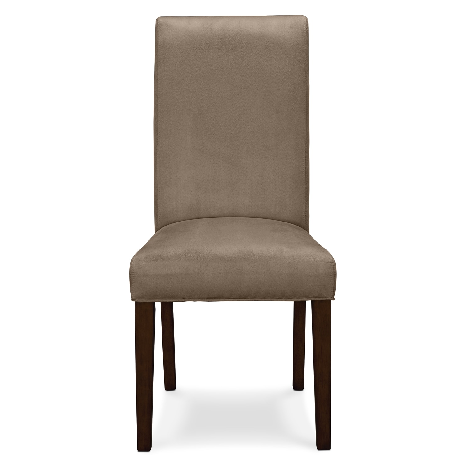 Alcove Beige Dining Room Chair
