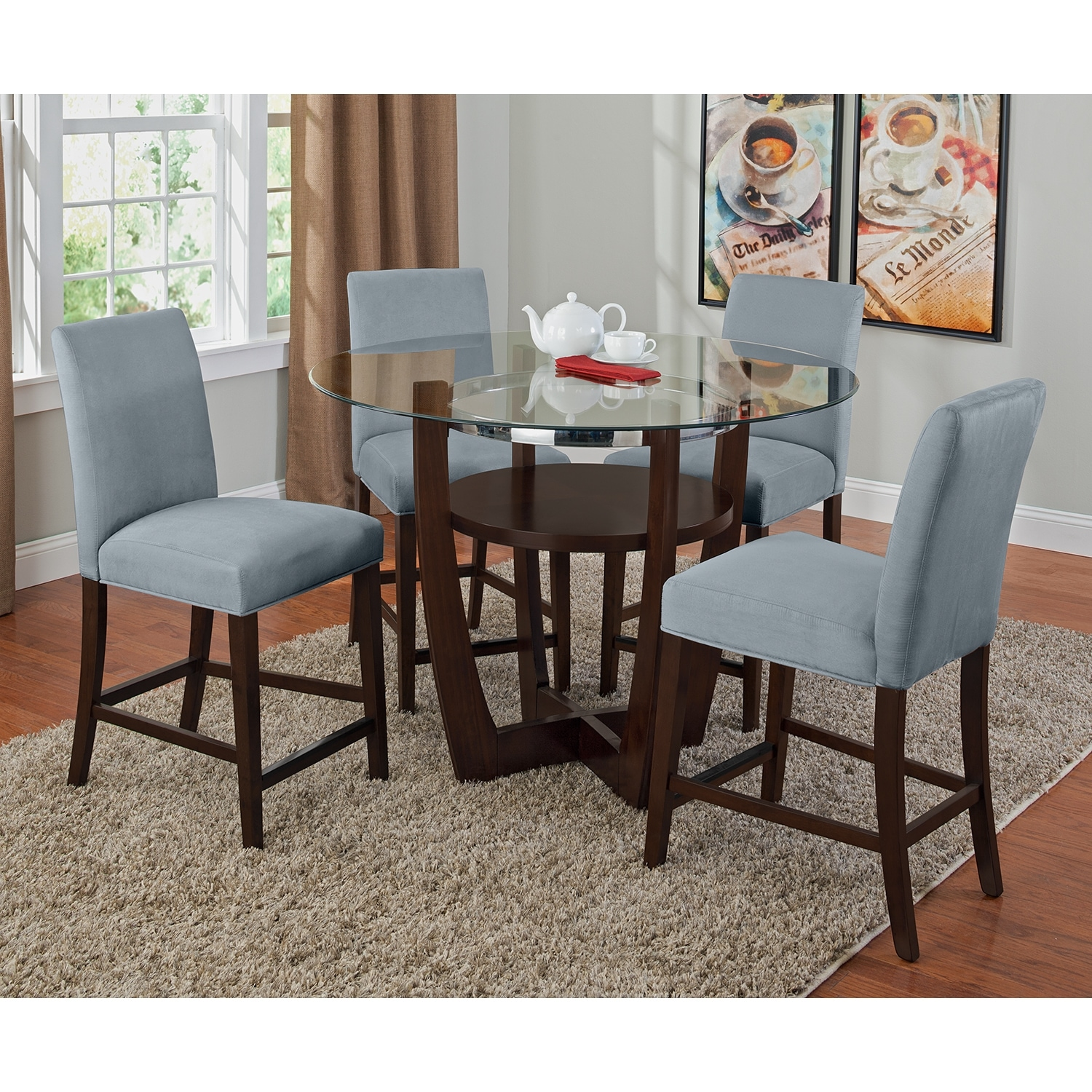 Value City Dining Room Tables Height Dining Room 276250 Height Dining Room Dining Room Counter