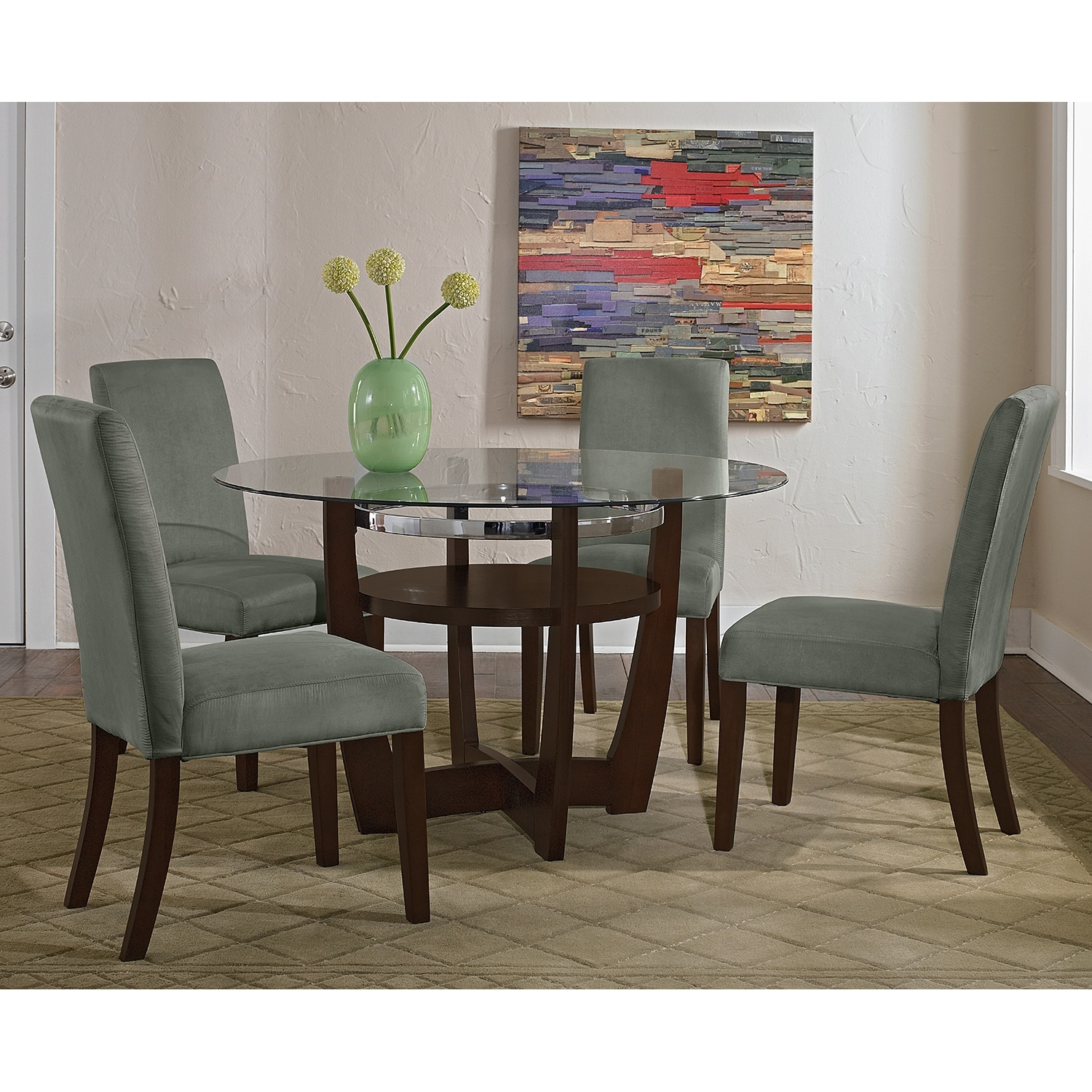Sage Green Dining Room: Alcove Sage Dining Room Chair