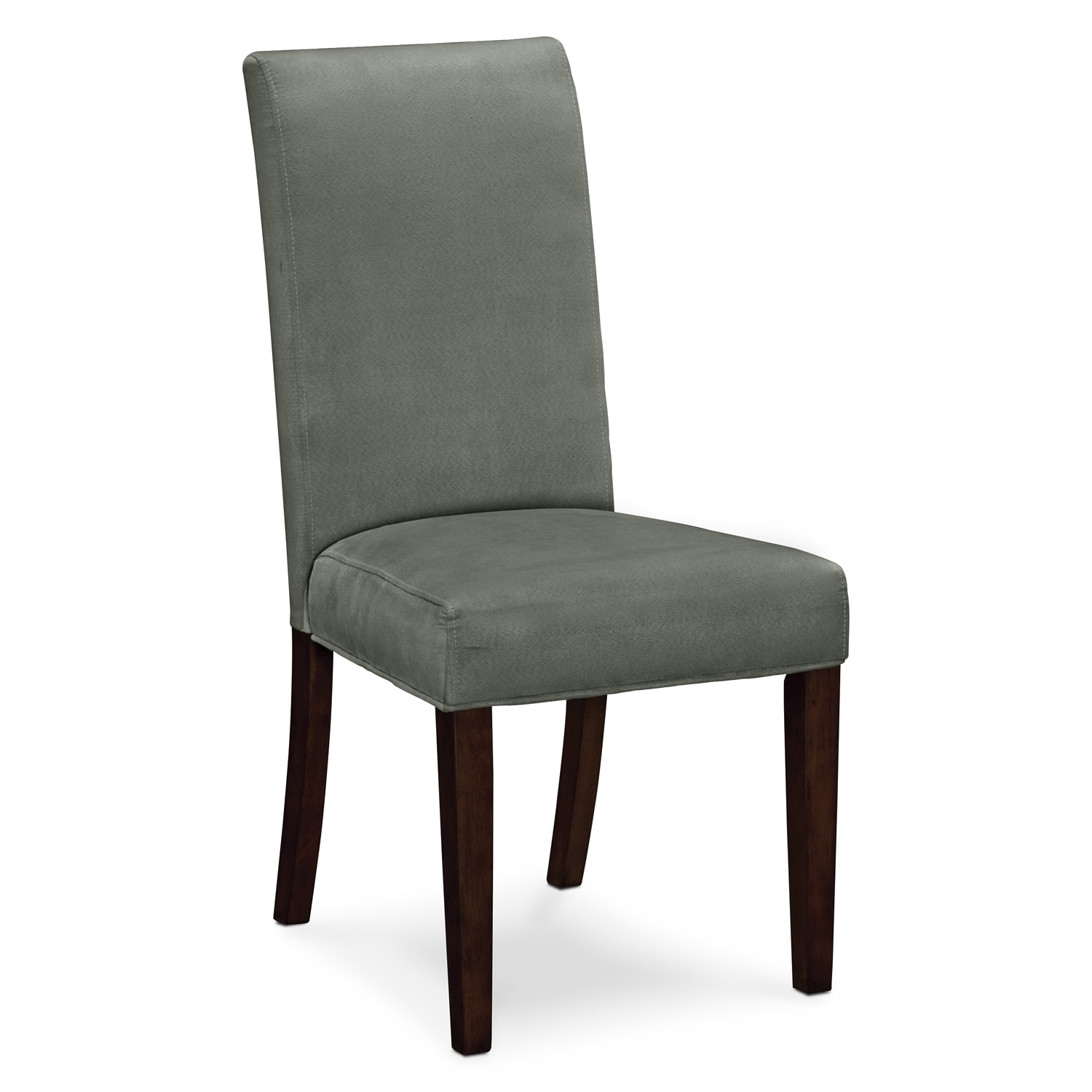 alcove side chair sage american signature furniture
