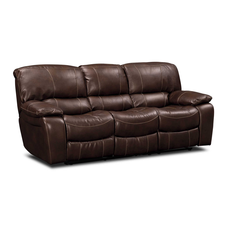 Grove Park II Leather Dual Reclining Sofa Value City  : 276534 from valuecity.com size 1500 x 1500 jpeg 149kB