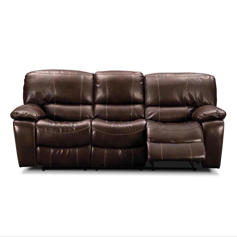 Grove Park II Leather Dual Reclining Sofa Value City  : 276545 from valuecity.com size 1500 x 1500 jpeg 179kB