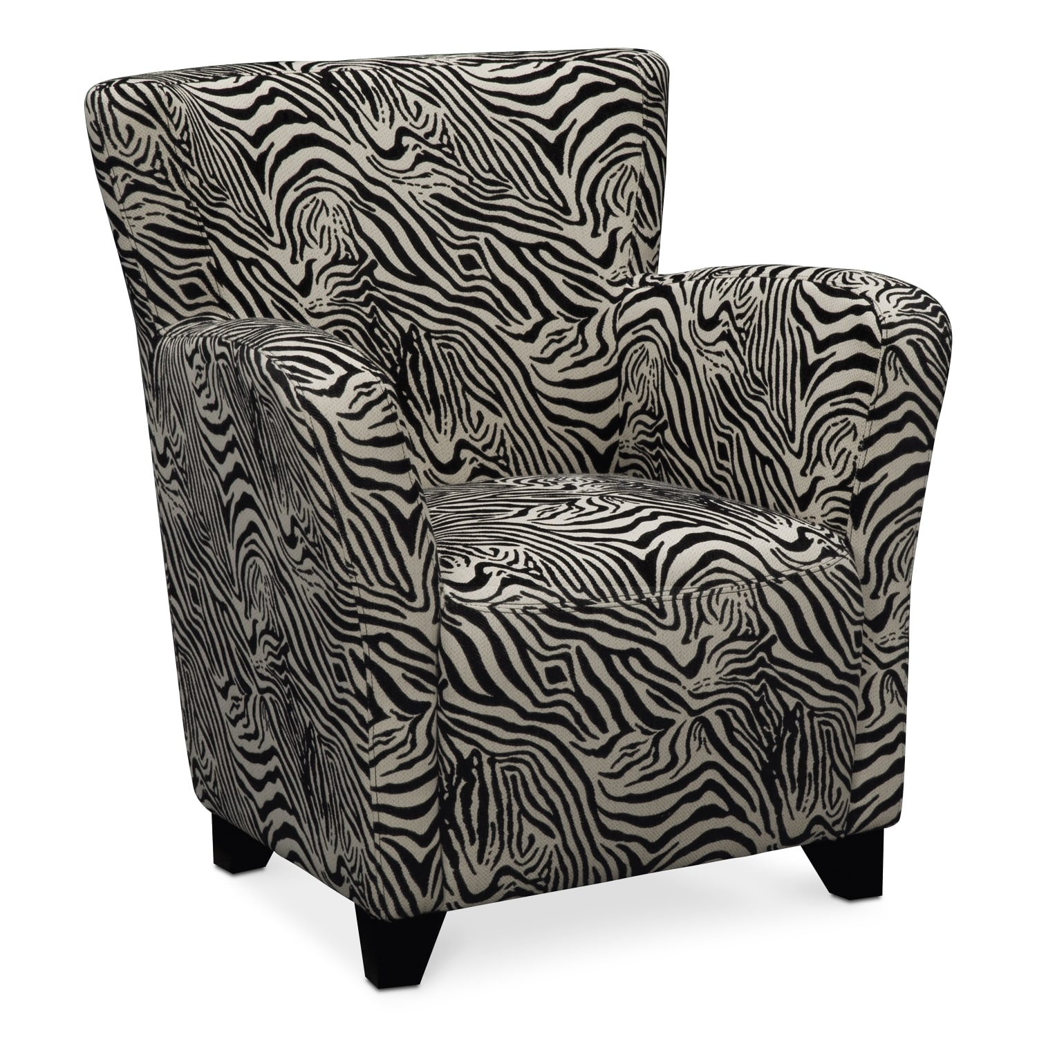 Living Room Furniture - Elle Accent Chair