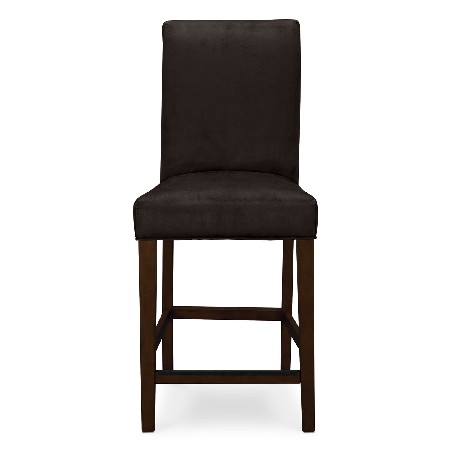Alcove Counter Height Stool Chocolate Value City Furniture