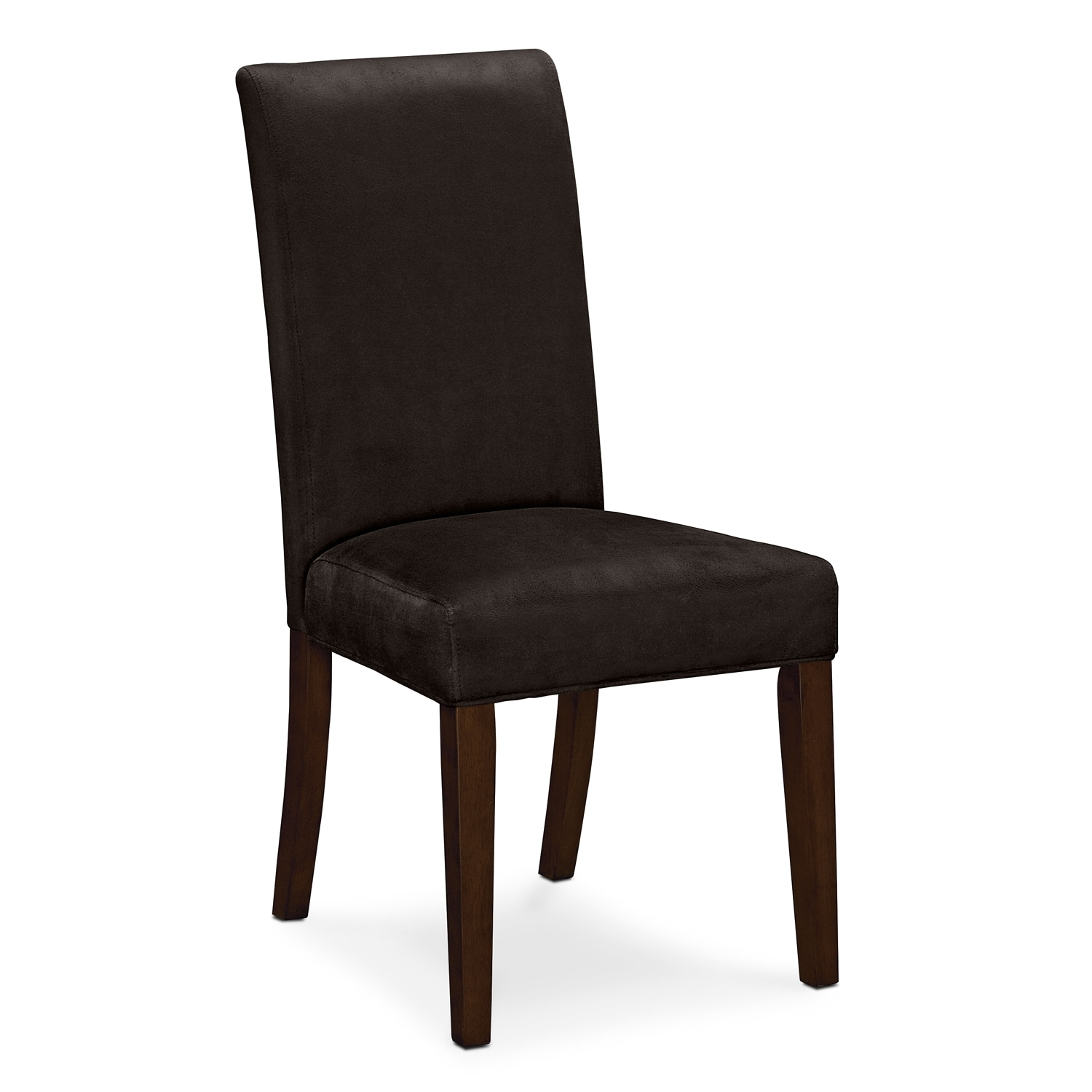 Dining Room Furniture - Daly Chocolate Chair