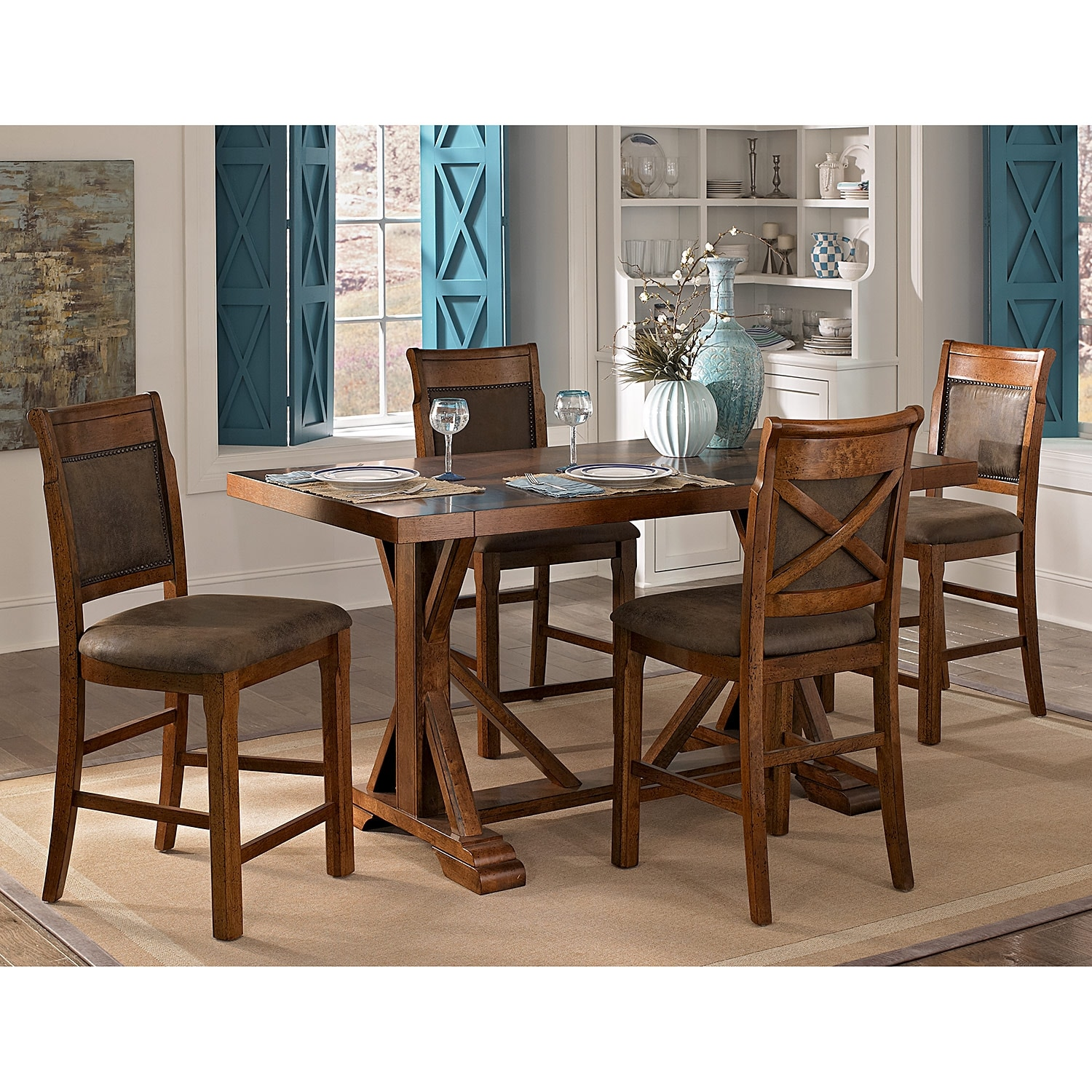 Cheap Dining Room Sets Austin at Home Dining Sets
