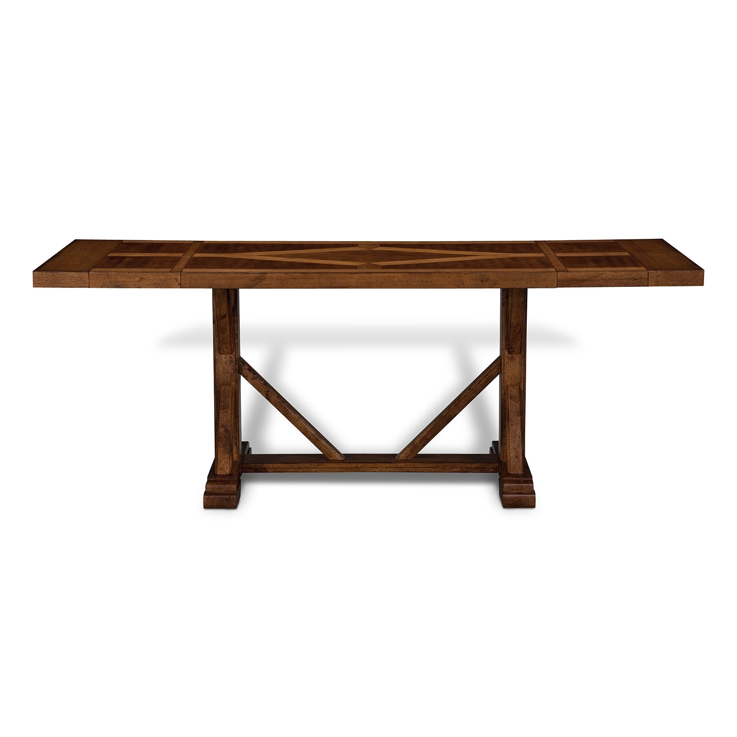 Austin Walnut Dining Room Counter Height Table Value  : 276821 from valuecity.com size 1500 x 1500 jpeg 88kB
