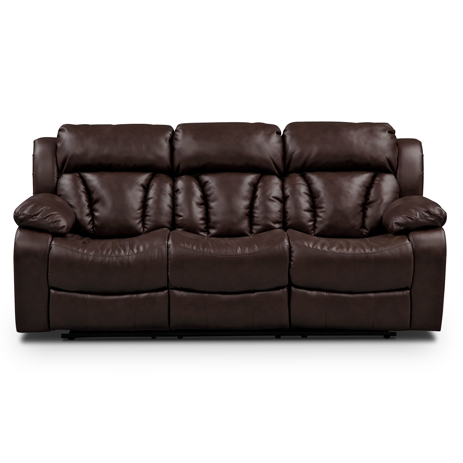 Kit Leather Reclining Sectional besides Marille 2pc Reclining Sofa Set In Dark Brown Bonded Leather Match besides Sc107 moreover Man Cave Sofas as well 15105186. on brown leather reclining sofa sets