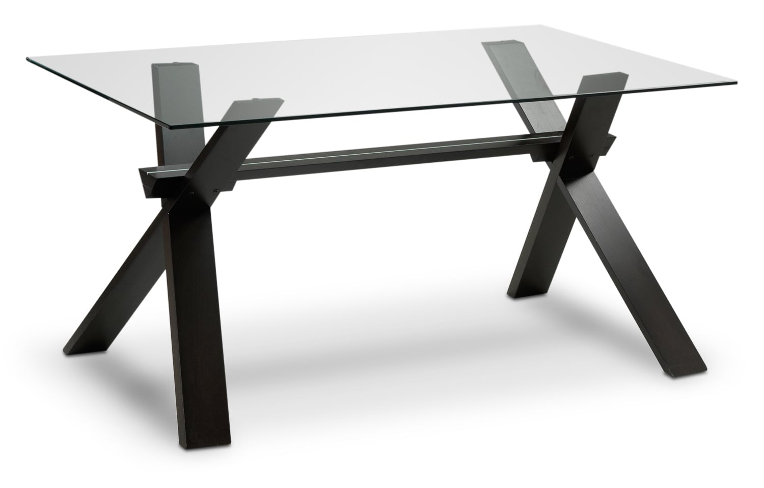 Casual Dining Room Furniture - Kerry Table - Espresso
