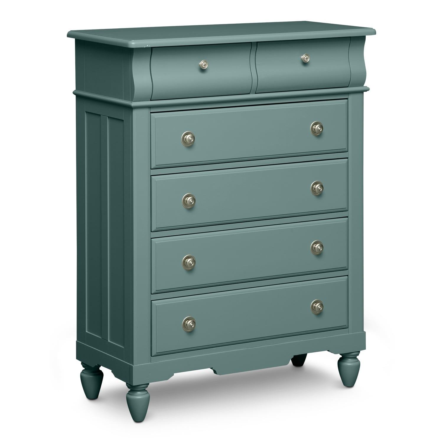 Kids Furniture - Mayflower Blue Chest