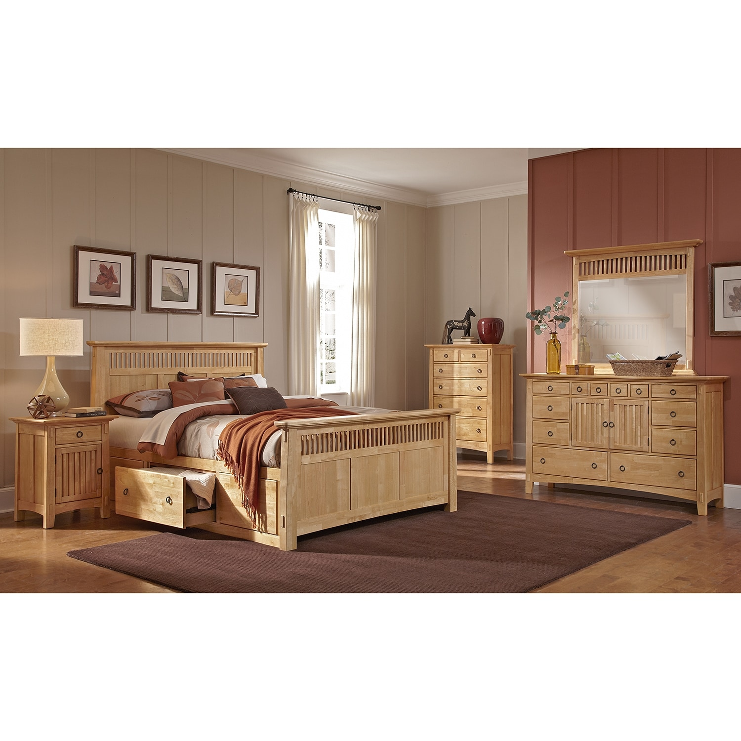 Arts And Crafts Style Bedroom Furniture Home Design