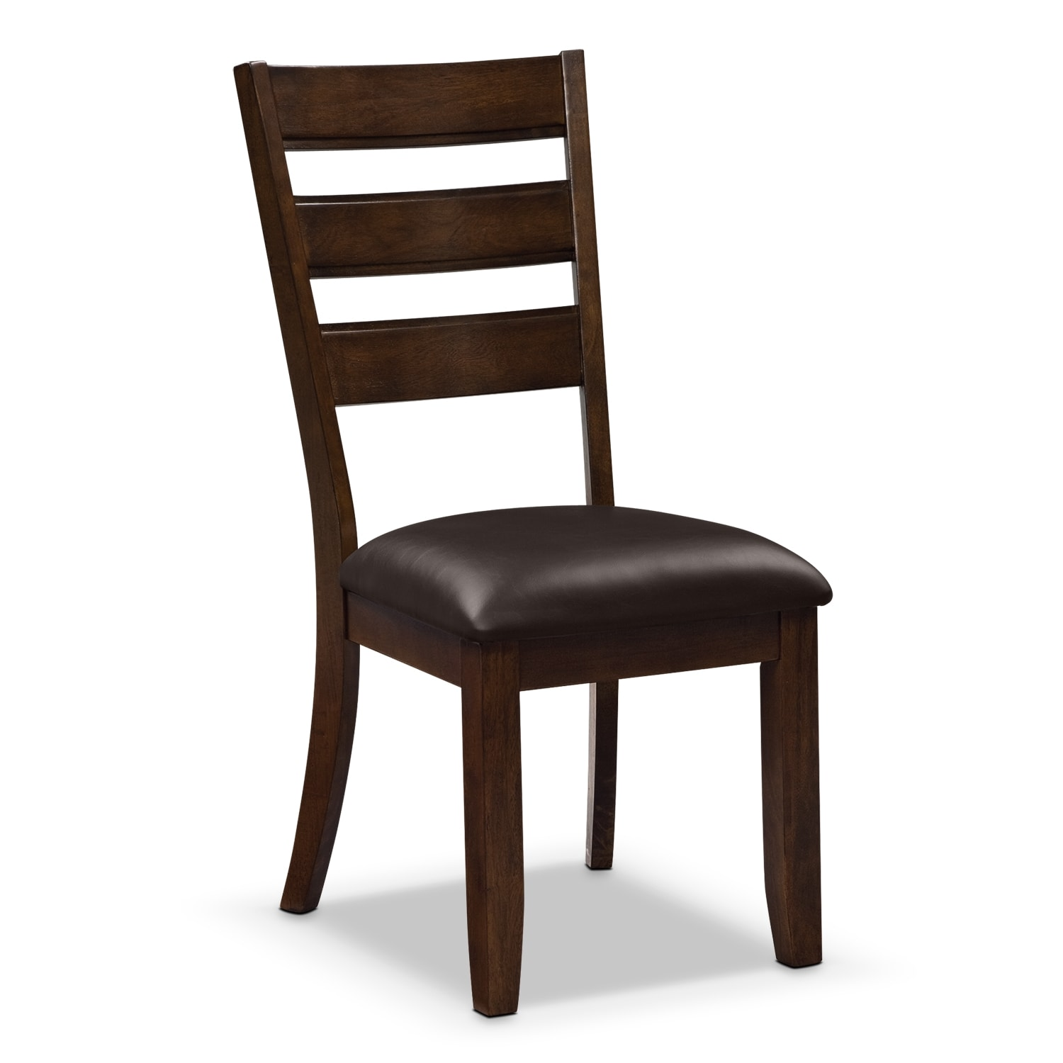 Abaco dining room chair value city furniture for Z dining room chairs