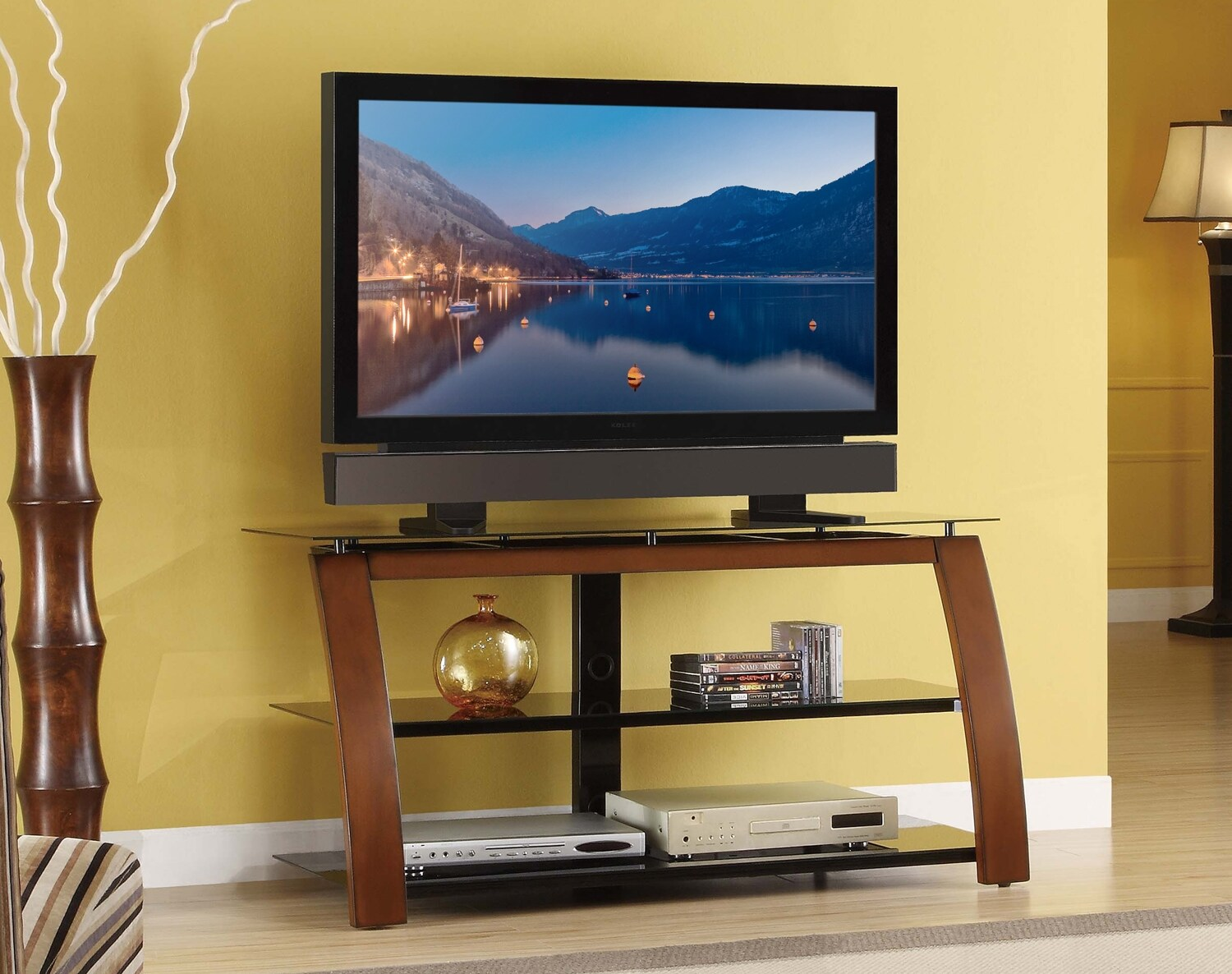 "Entertainment Furniture - Bryson TV Stand - 50"" Wide"