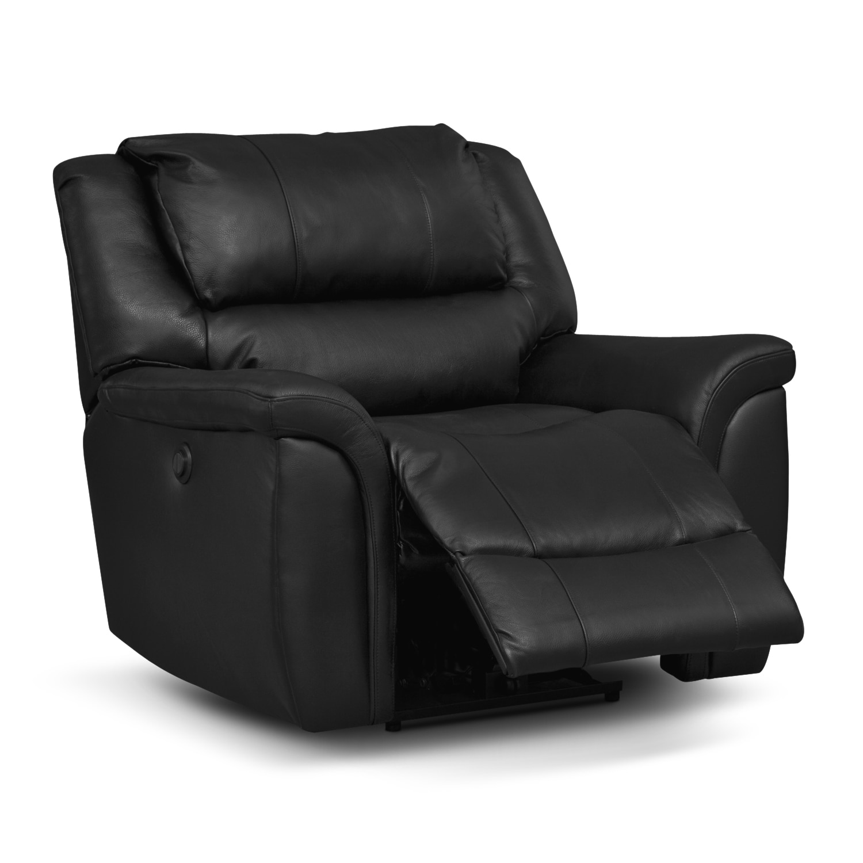 Living room furniture aquarius iii power recliner