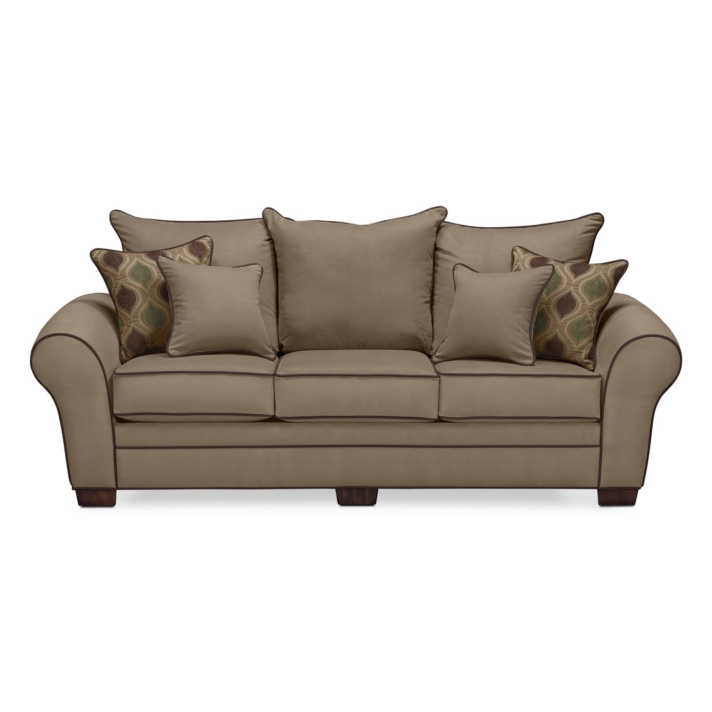 Rendezvous Iii Sofa Value City Furniture