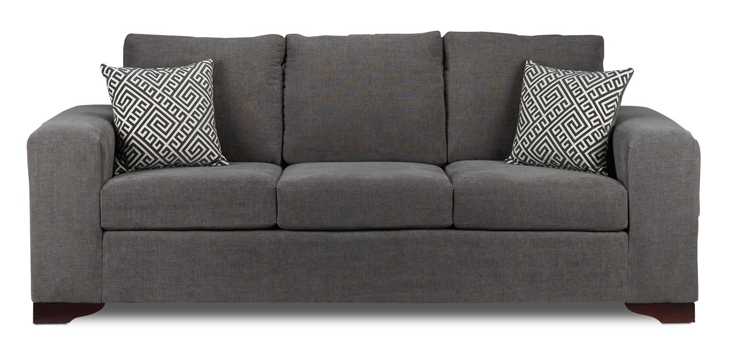 [Fava Sofa - Grey]