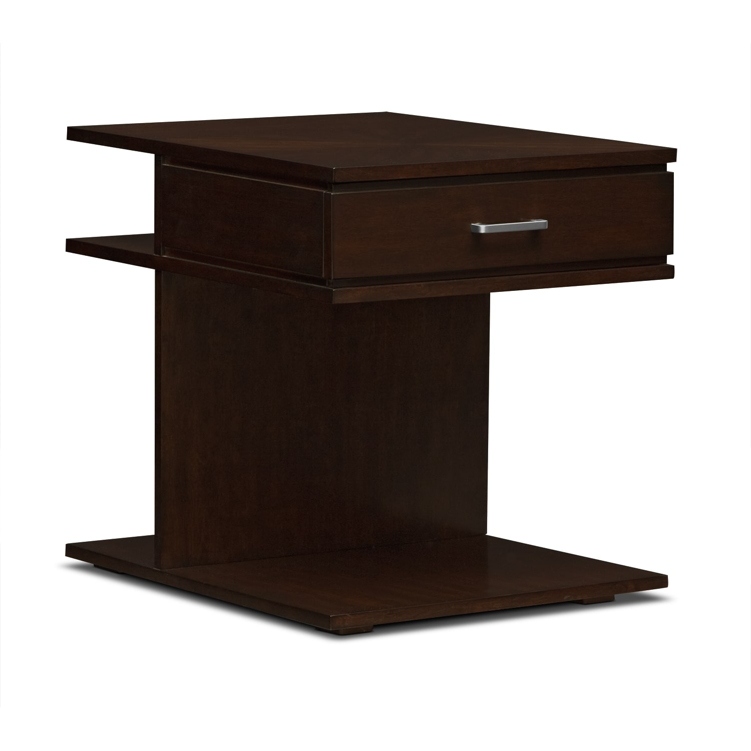 Accent and Occasional Furniture - Hatteras End Table