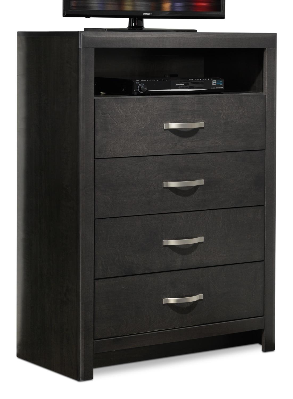 Dessy Dresser Charcoal Leon S