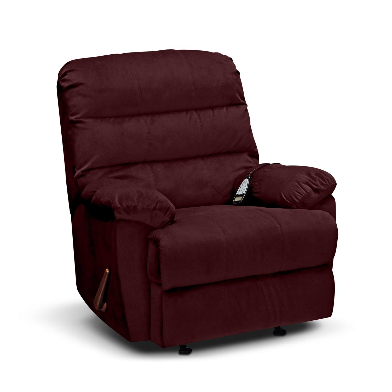 Atlantic Massage Rocker Recliner Value City Furniture