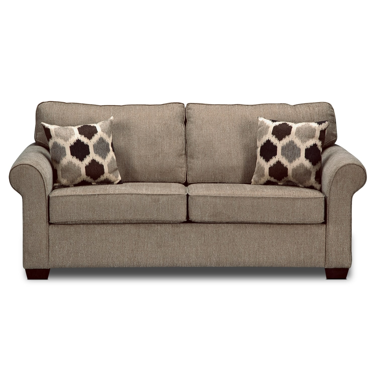 Furnishings for every room online and store furniture sales value city furniture Sofa sleeper loveseat
