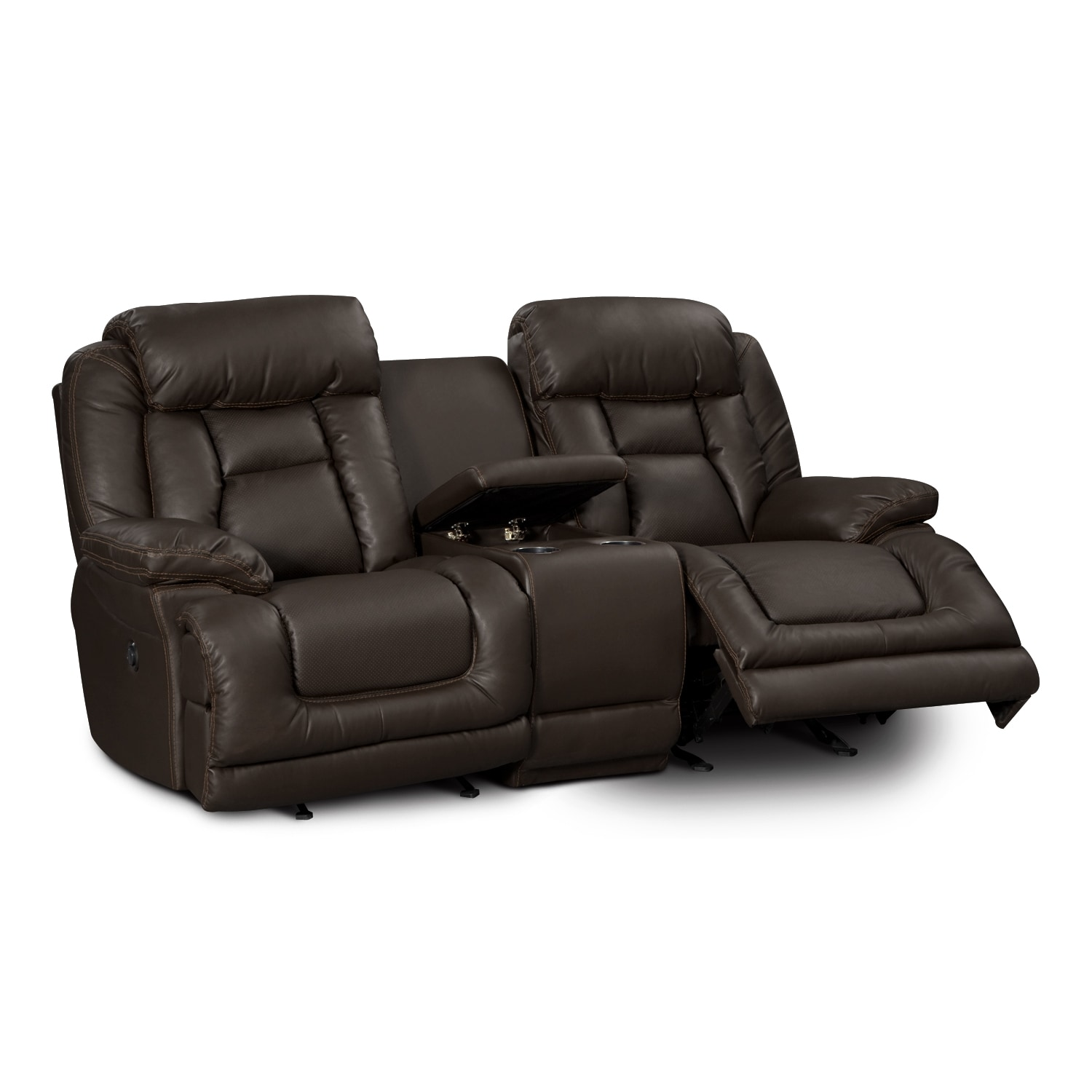 Furnishings for every room online and store furniture sales value city furniture Reclining loveseat sale