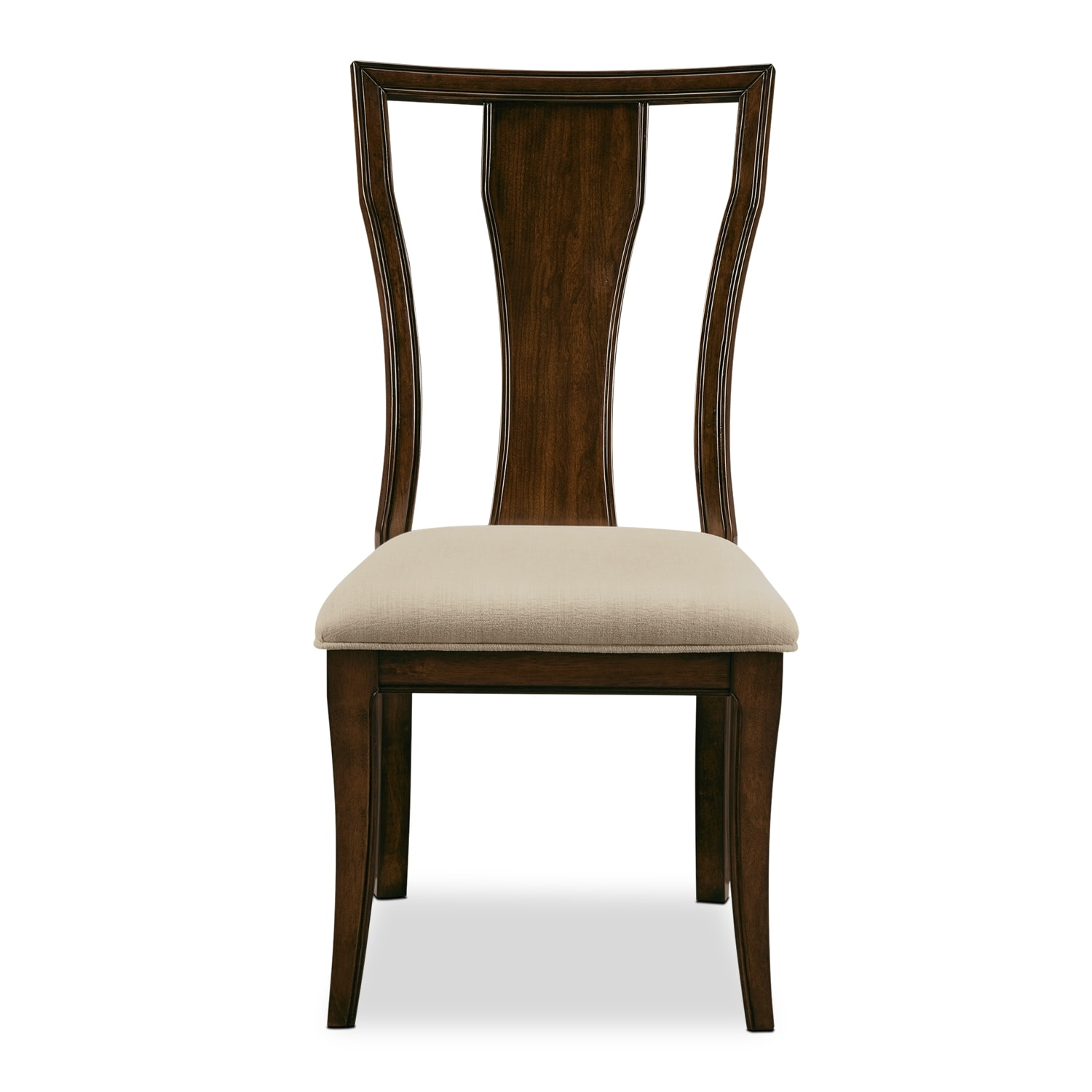 Westin dining room chair value city furniture for Dining room value city furniture