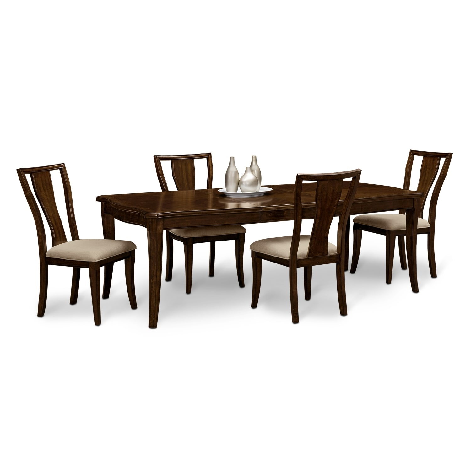 Westin Dining Room 5 Pc Dinette Value City Furniture