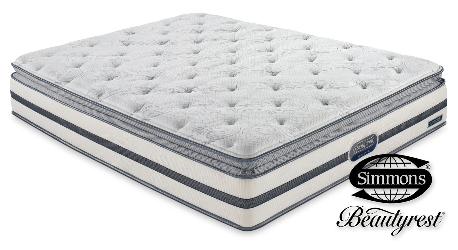 Mattresses and Bedding - Simmons Danube Firm King Mattress