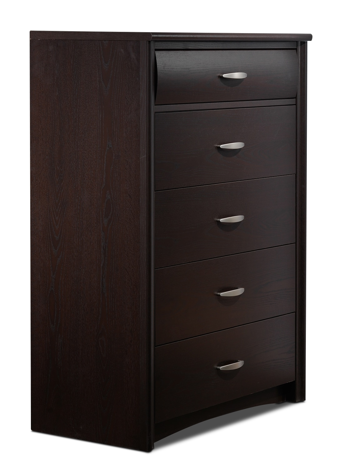 Kids Furniture - Rachel Chest - Chocolate