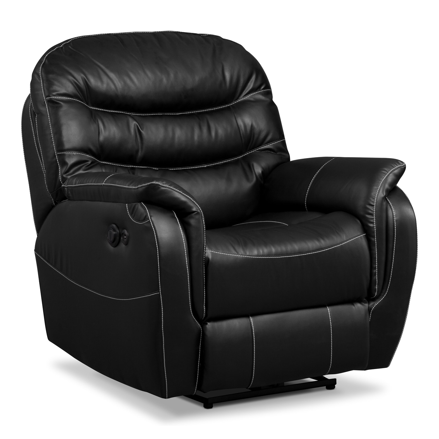 Vibe Leather Power Recliner Value City Furniture : 280461 from valuecity.com size 1500 x 1500 jpeg 584kB