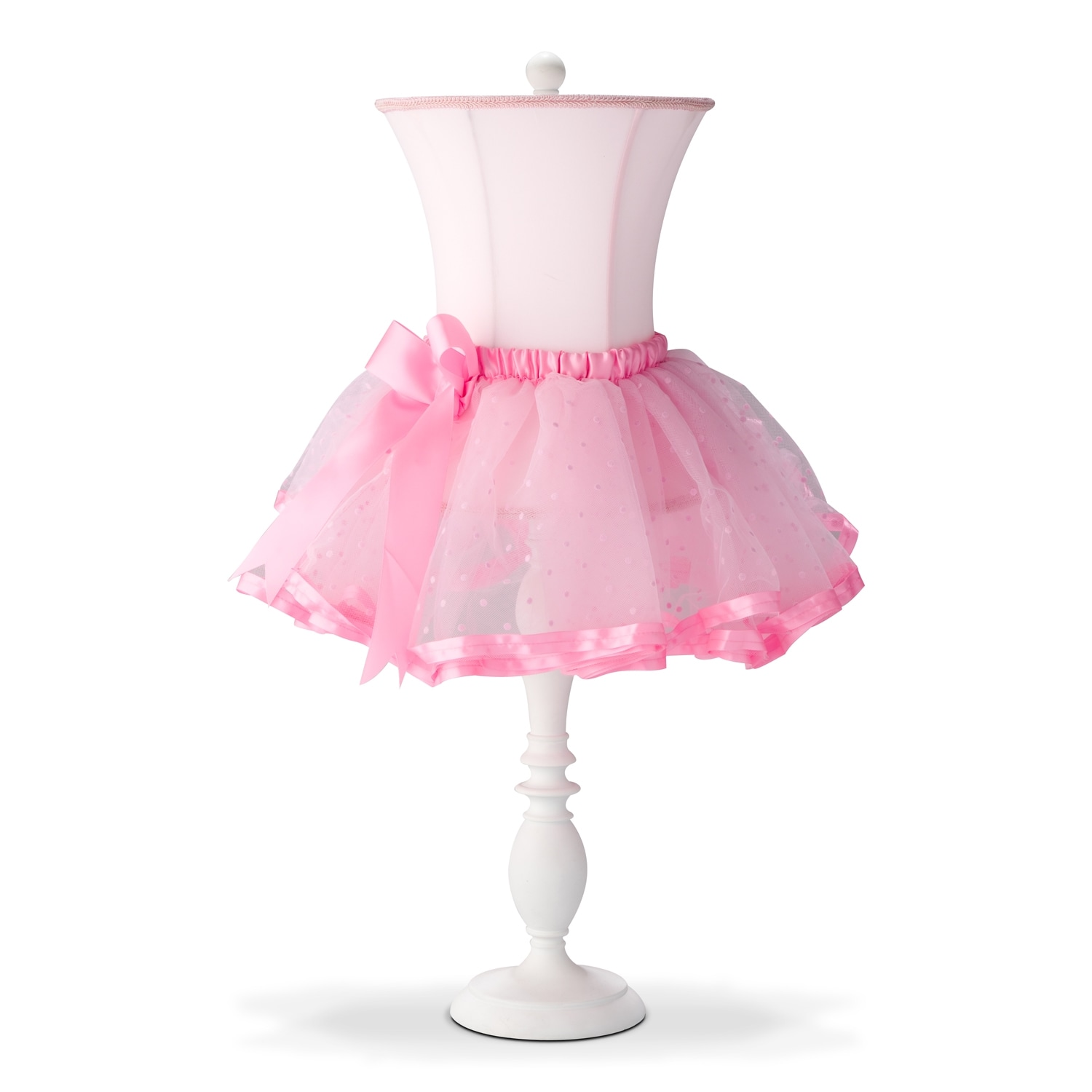 Ballet table lamp best inspiration for table lamp ballerina tutu lighting table lamp american signature furniture geotapseo Image collections