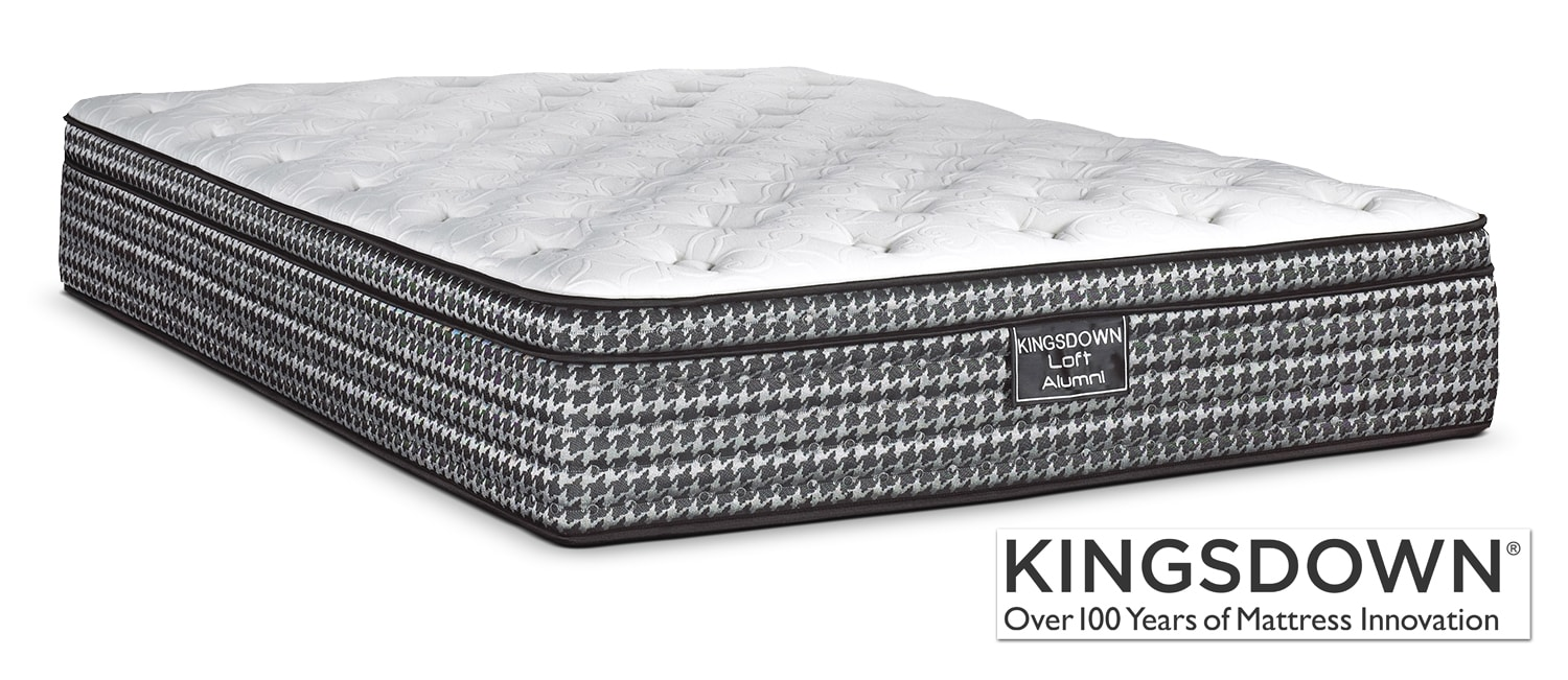 Mattresses and Bedding - Kingsdown Alumni Twin Mattress