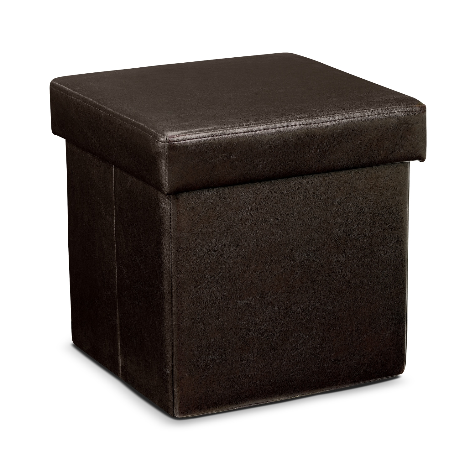 Value City Furniture Sofa Bed Leigh Upholstery Folding Cube Ottoman - Value City Furniture