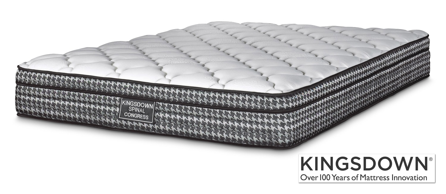 Mattresses and Bedding - Kingsdown Congress Full Mattress