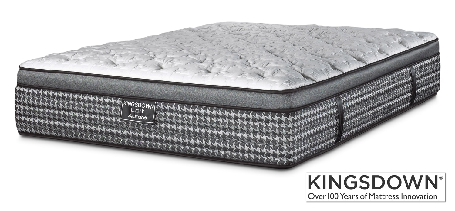 Mattresses and Bedding - Kingsdown Aurora Full Mattress