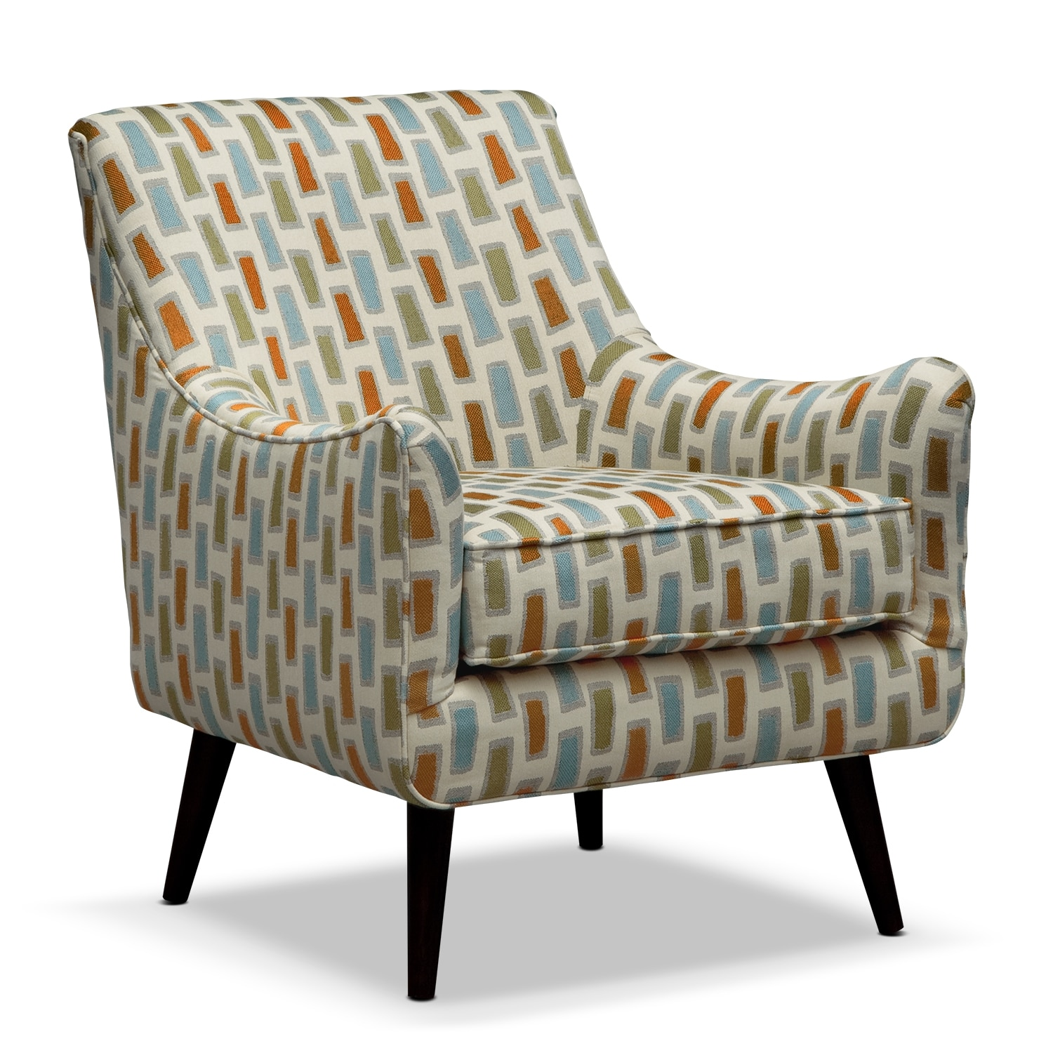 avenue accent chair value city furniture