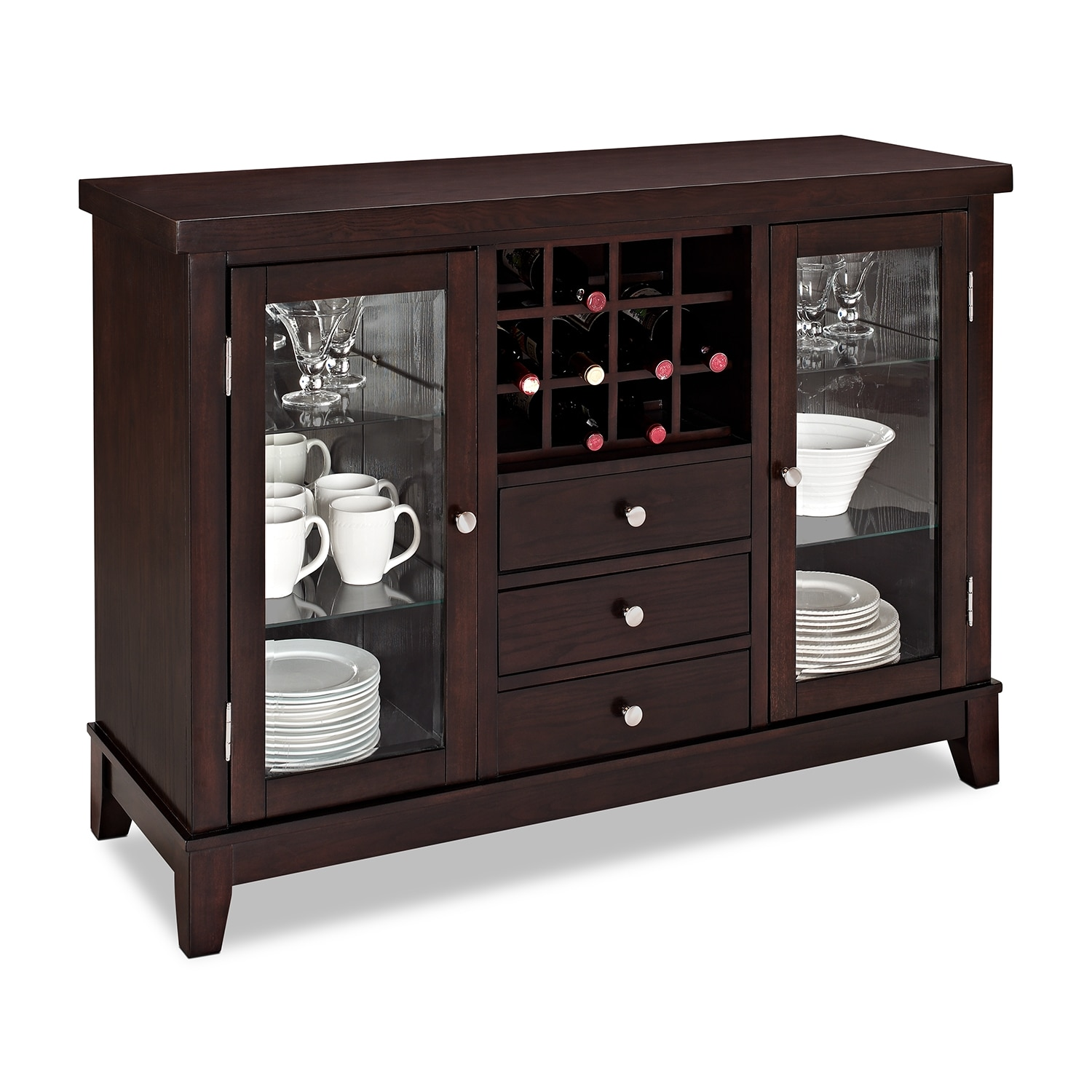 Value city furniture - Dining room server furniture ...