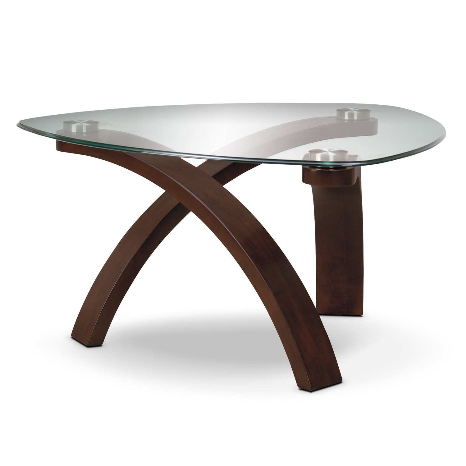 Allure occasional tables cocktail table value city furniture