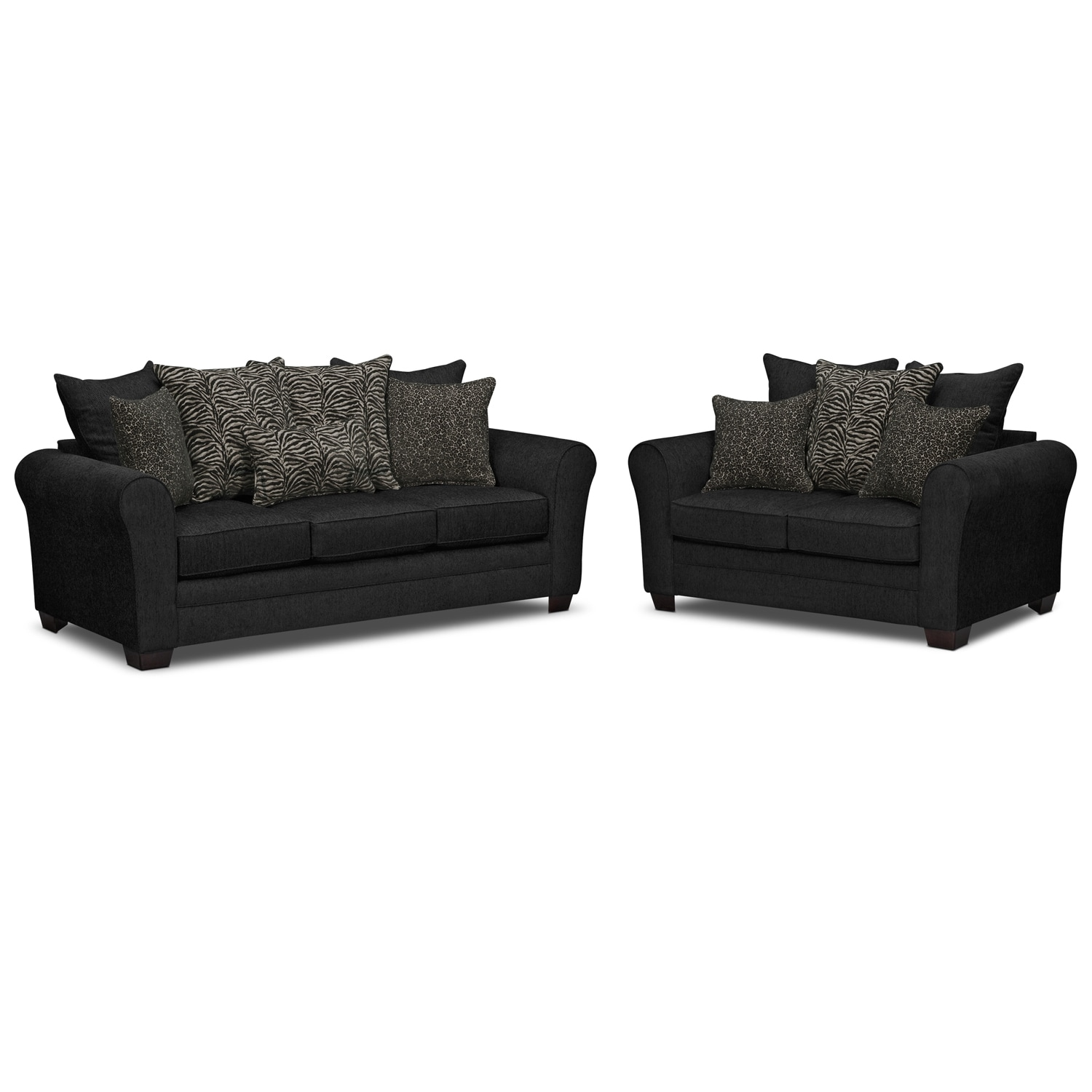 upholstery 2 pc living room value city furniture 2 pc living room title=