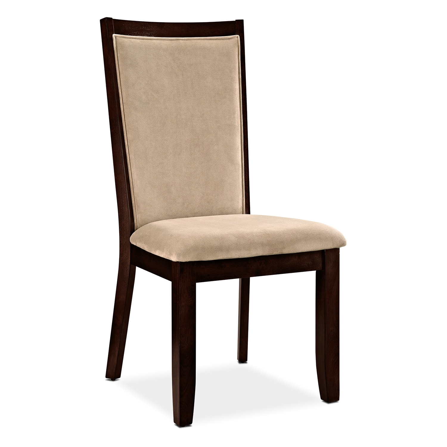 Paragon dining room chair value city furniture for Dining room chairs