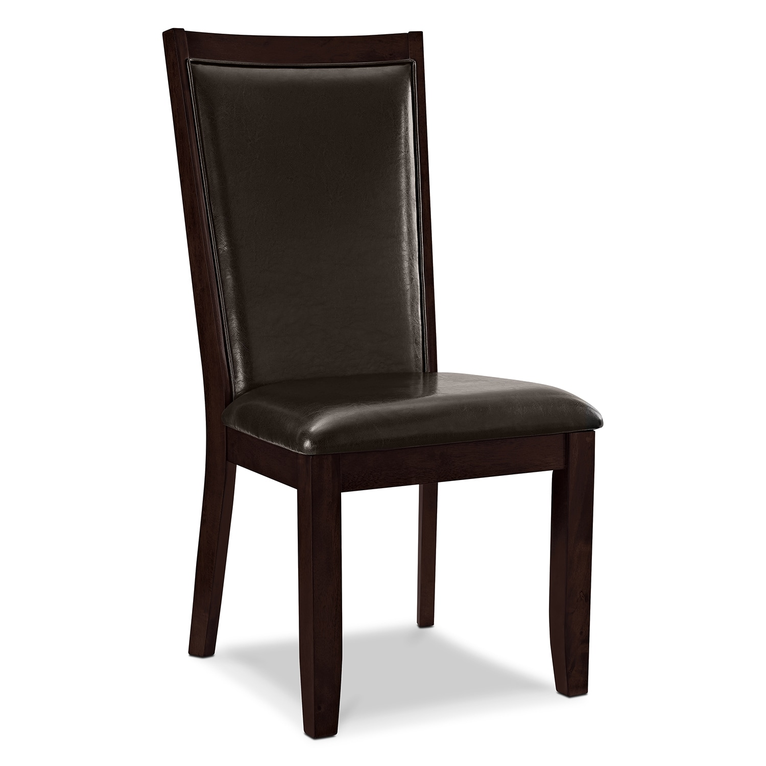 Dining Room Furniture - Costa Brown Chair