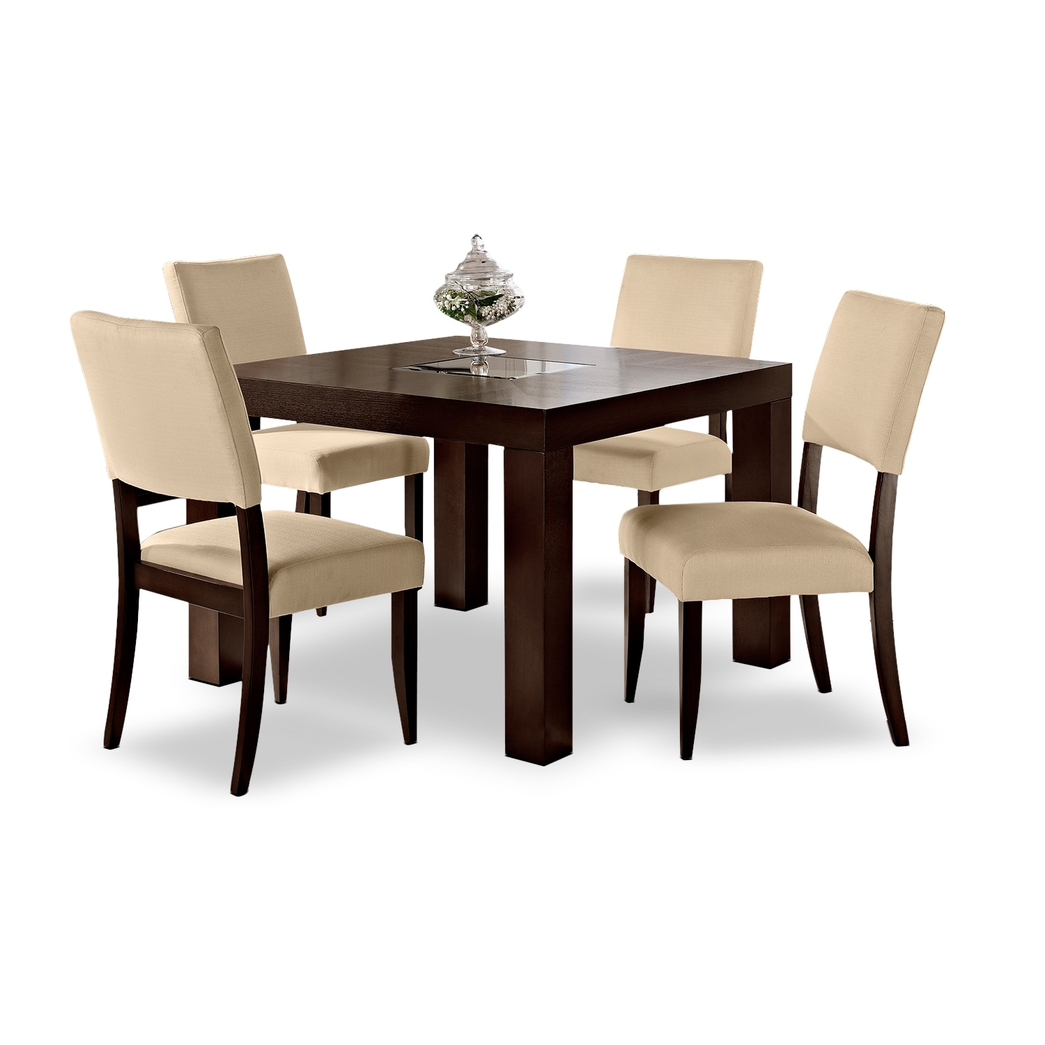 dining room furniture tango sedona 5 pc dinette 42